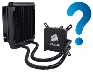 Corsair Liquid Cooling
