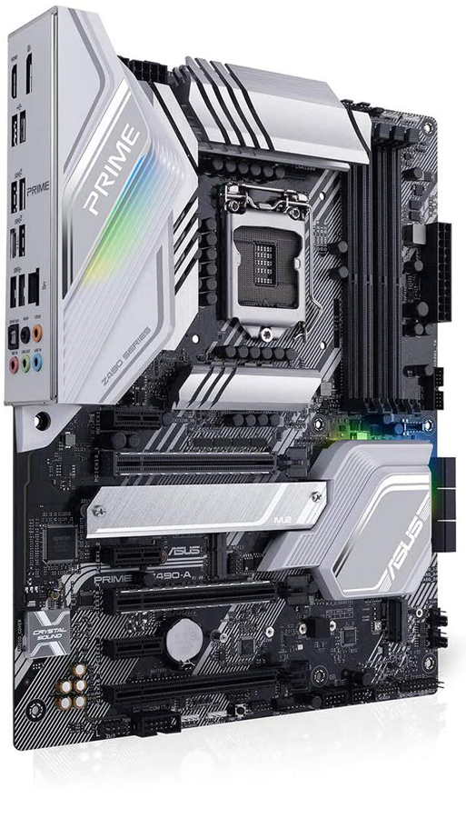 ASUS Prime Z490-A Motherboard