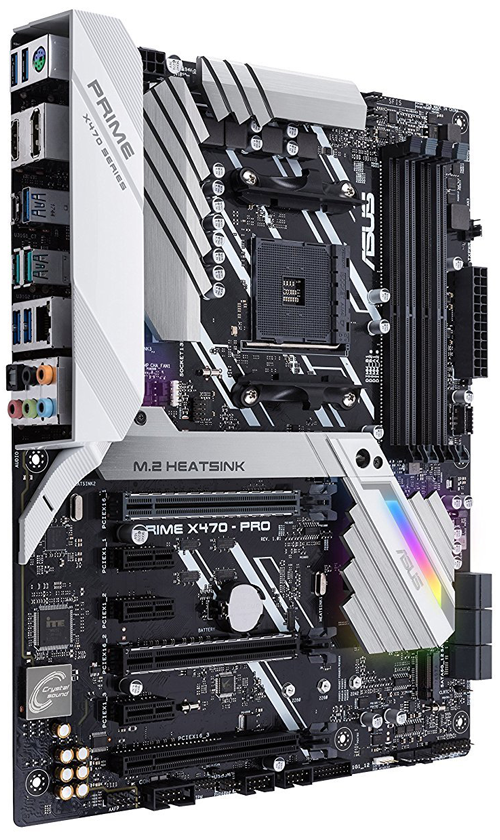 ASUS Prime X470-Pro AMD Motherboard