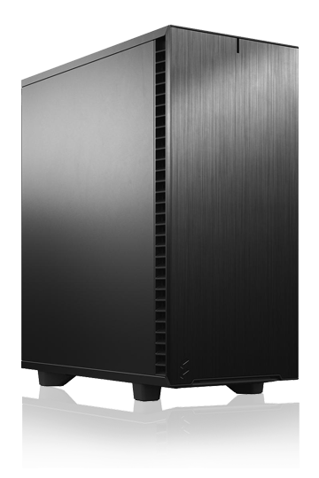 Fractal Design Define 7 Compact - Solid Side Panel