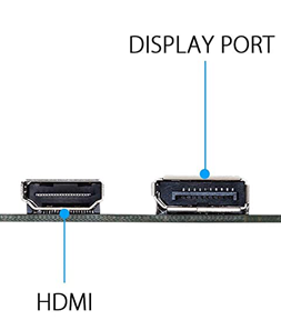 2 Monitor Support - Integrated Intel UHD 630 Video, 1x HDMI, 1x DisplayPort
