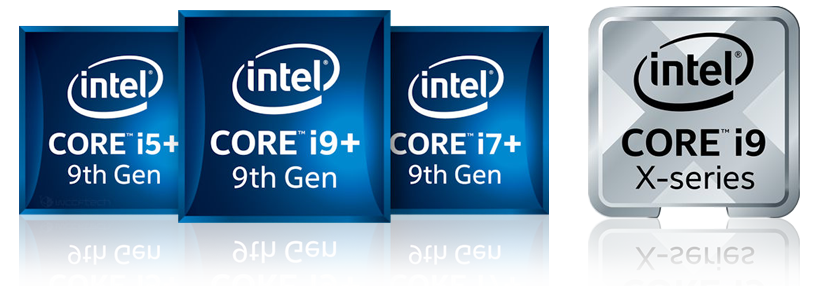 Intel 9th & 10th Generation Processors