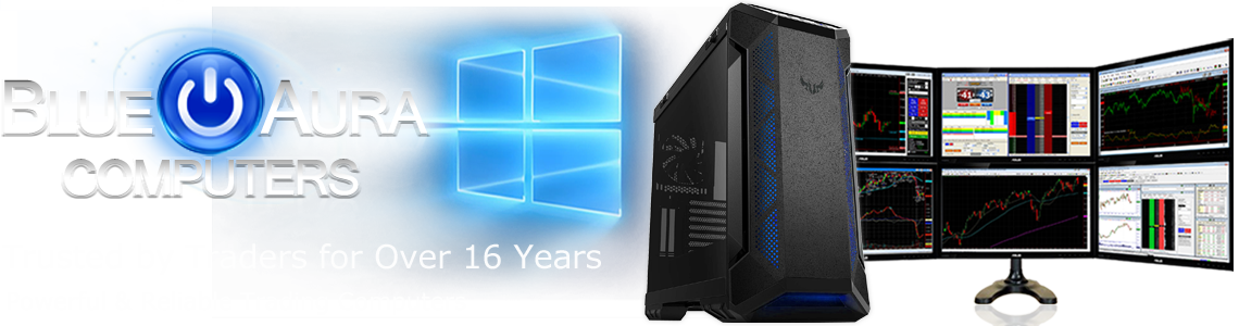 Blue Aura Computers Builds Powerful Reliable & Custom Computers